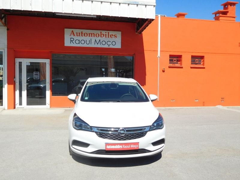 Opel ASTRA 1.6 CDTI 110CH START&STOP EDITION Diesel BLANC Occasion à vendre