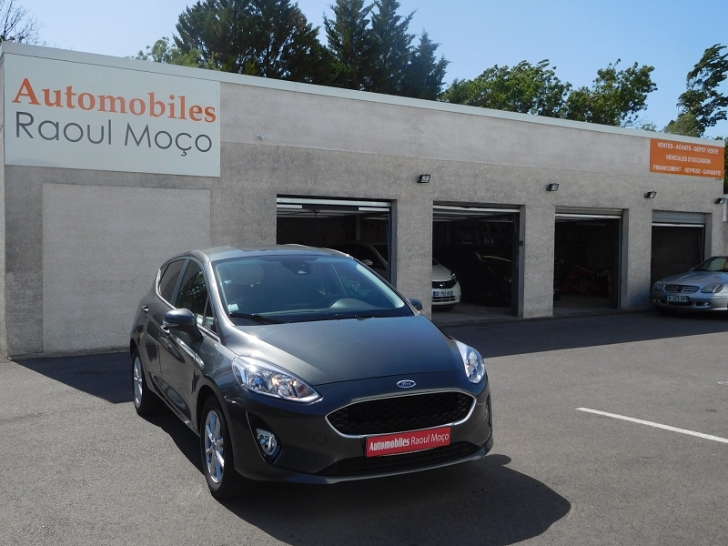 Ford FIESTA 1.5 TDCI 85CH STOP&START BUSINESS NAV 5P Diesel ANTHRACITE Occasion à vendre