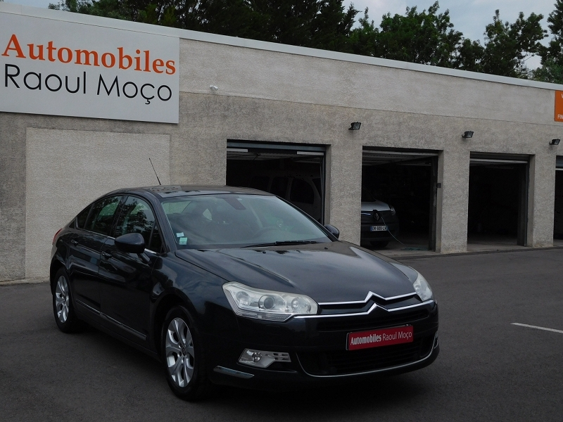 Citroen C5 2.0 HDI140 FAP EXCLUSIVE Diesel ANTHRACITE Occasion à vendre