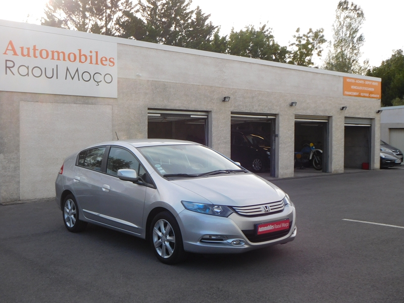 Honda INSIGHT 1.3 I-VTEC EXECUTIVE NAVI Hybride GRIS Occasion à vendre